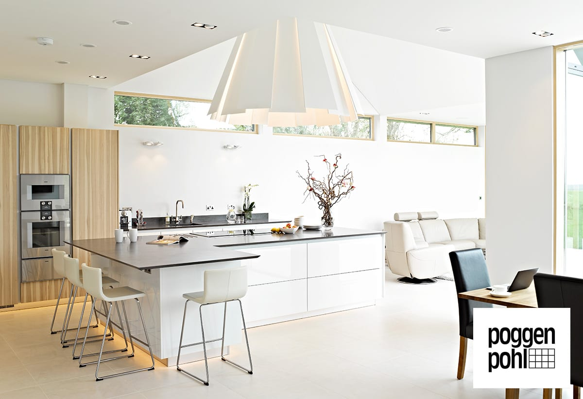 A light & bright kitchen transformation in the New Forest