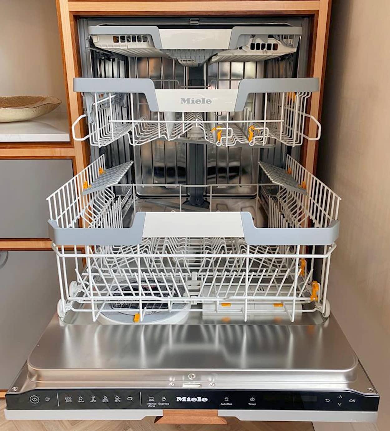 meile dishwasher